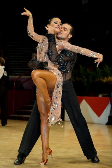 56th International Championships 2008, Professional  Latin division